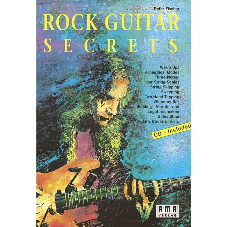 10 How To Play Rock Guitar Books…You Should Buy