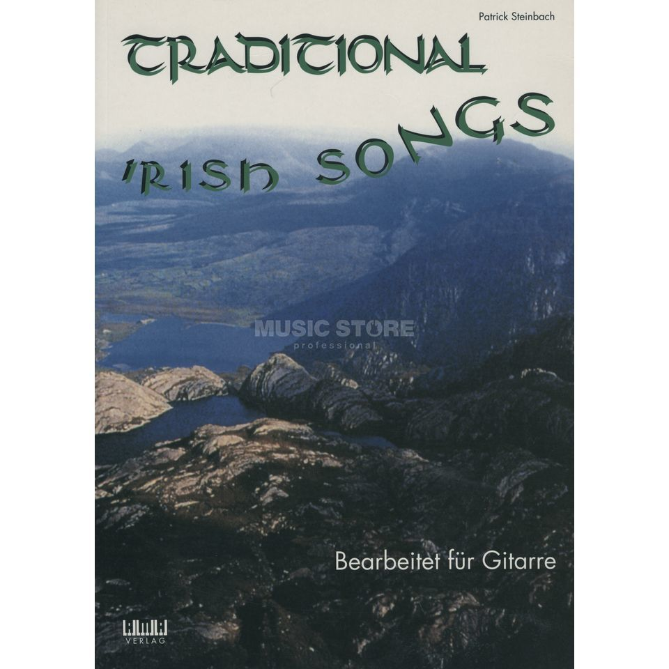 AMA Verlag Traditional Irish Songs Produktbillede