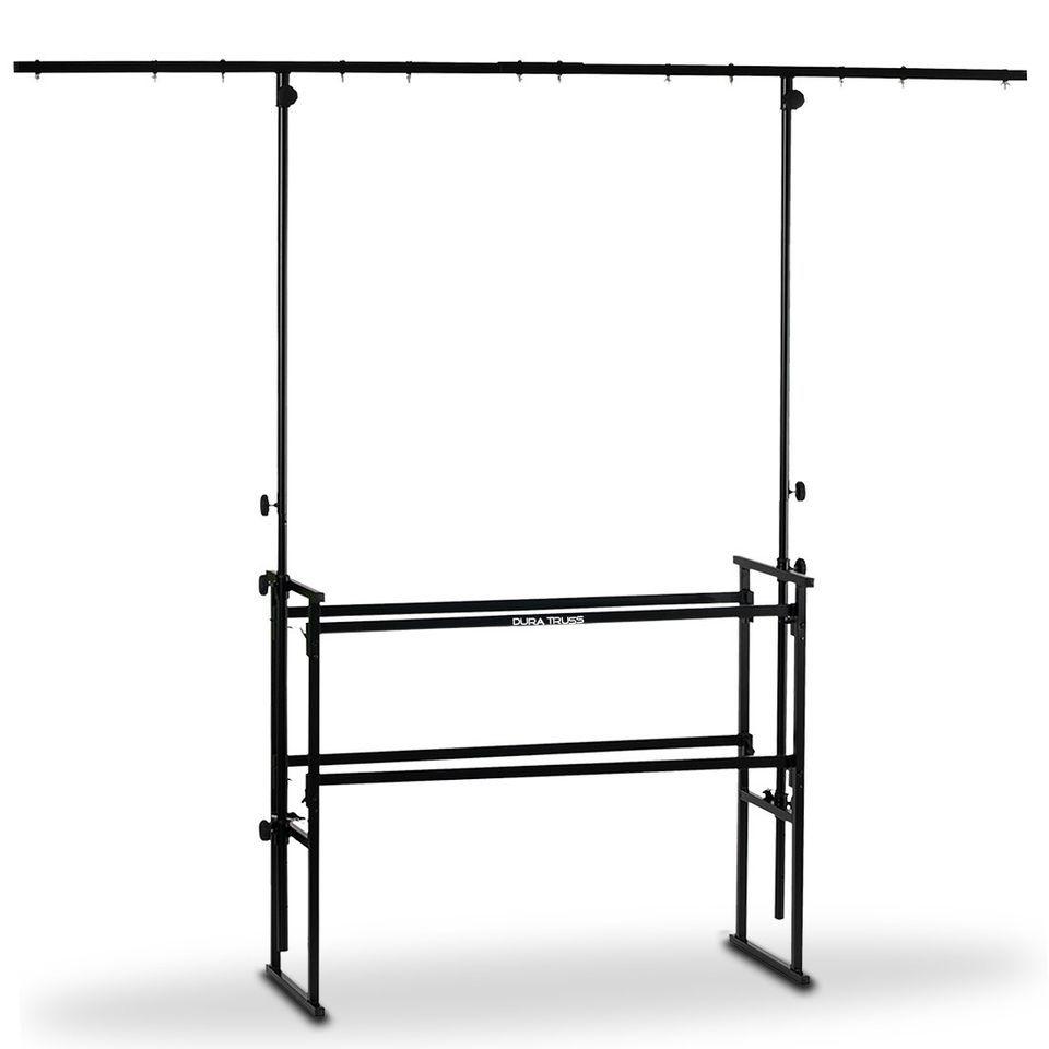 American Audio DJ-MTS 4 DJ Stand - integrated light stand Product Image