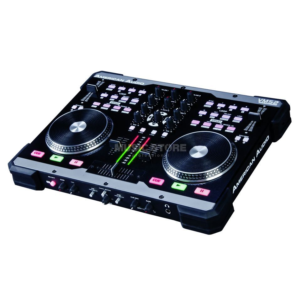American Audio VMS2 DJ MIDI Controller    Product Image