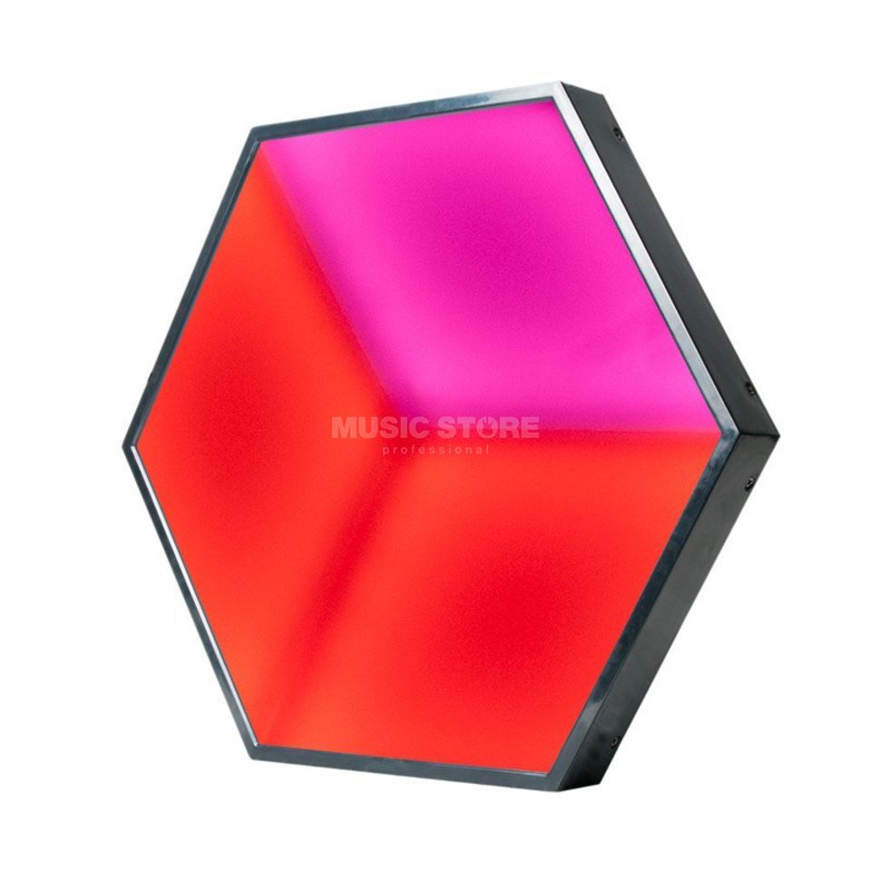 American DJ 3D VISION LED Effect panel Hexagonal Produktbild