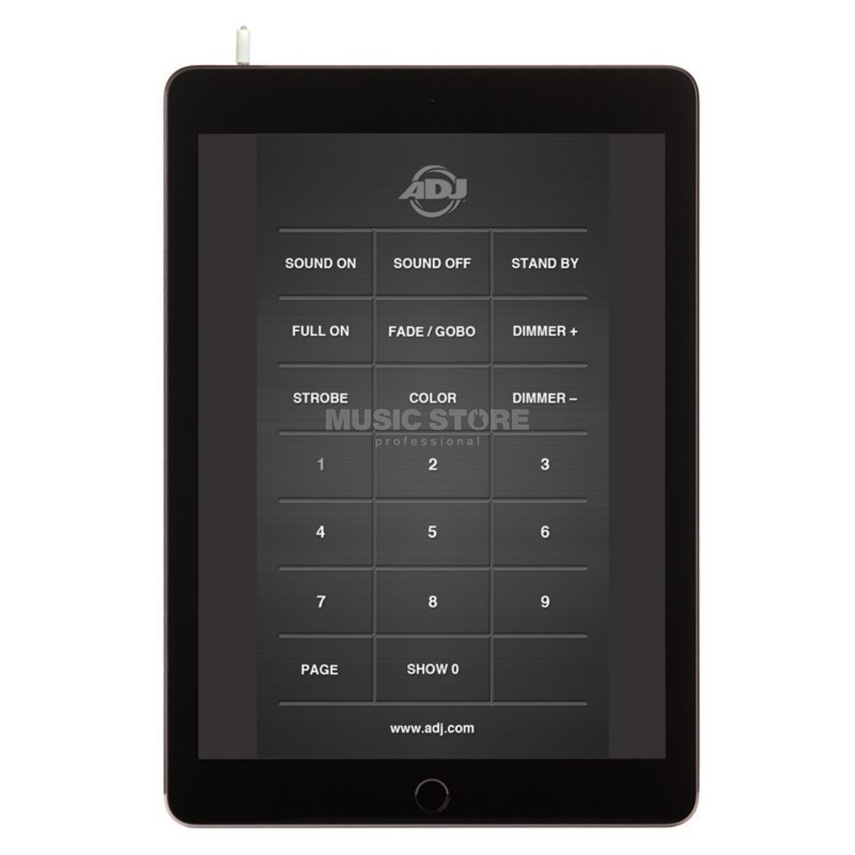American DJ Airstream IR iPad / iPhone Infrarot Modul Produktbild