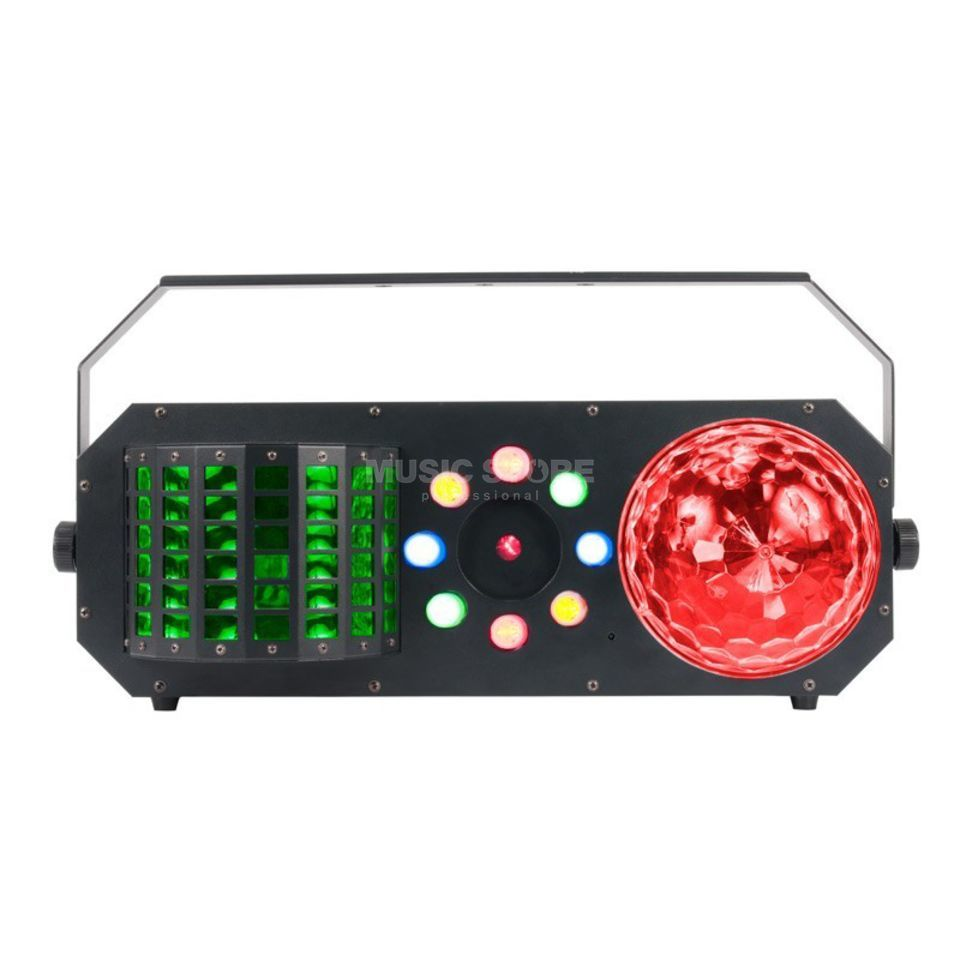 American DJ Boom Box FX1 4 in 1 LED Effect Product Image
