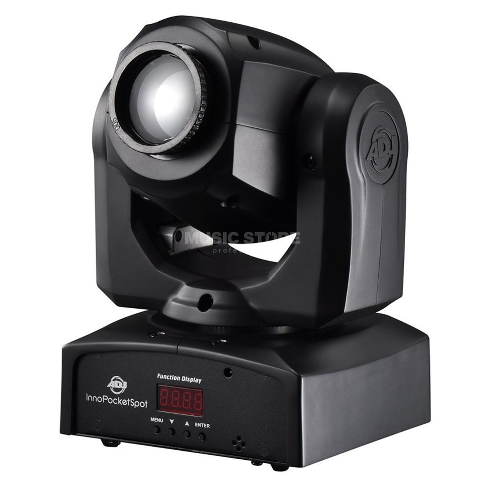 American DJ Inno Pocket Spot Mini Moving Head Produktbillede