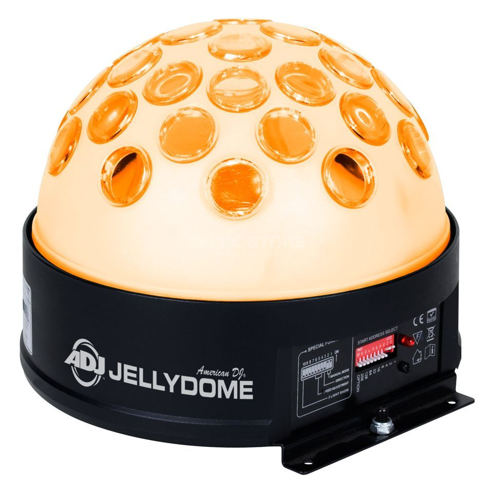 American DJ Jelly Dome LED Moonflower Produktbild