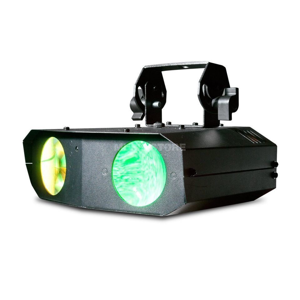 American DJ Monster Duo Dual lens LED Moonflower Produktbild