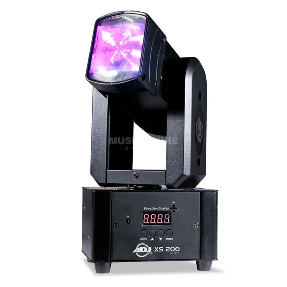 American DJ XS 200 Beam Moving Head 20W Endlos Pan / Tilt Produktbild