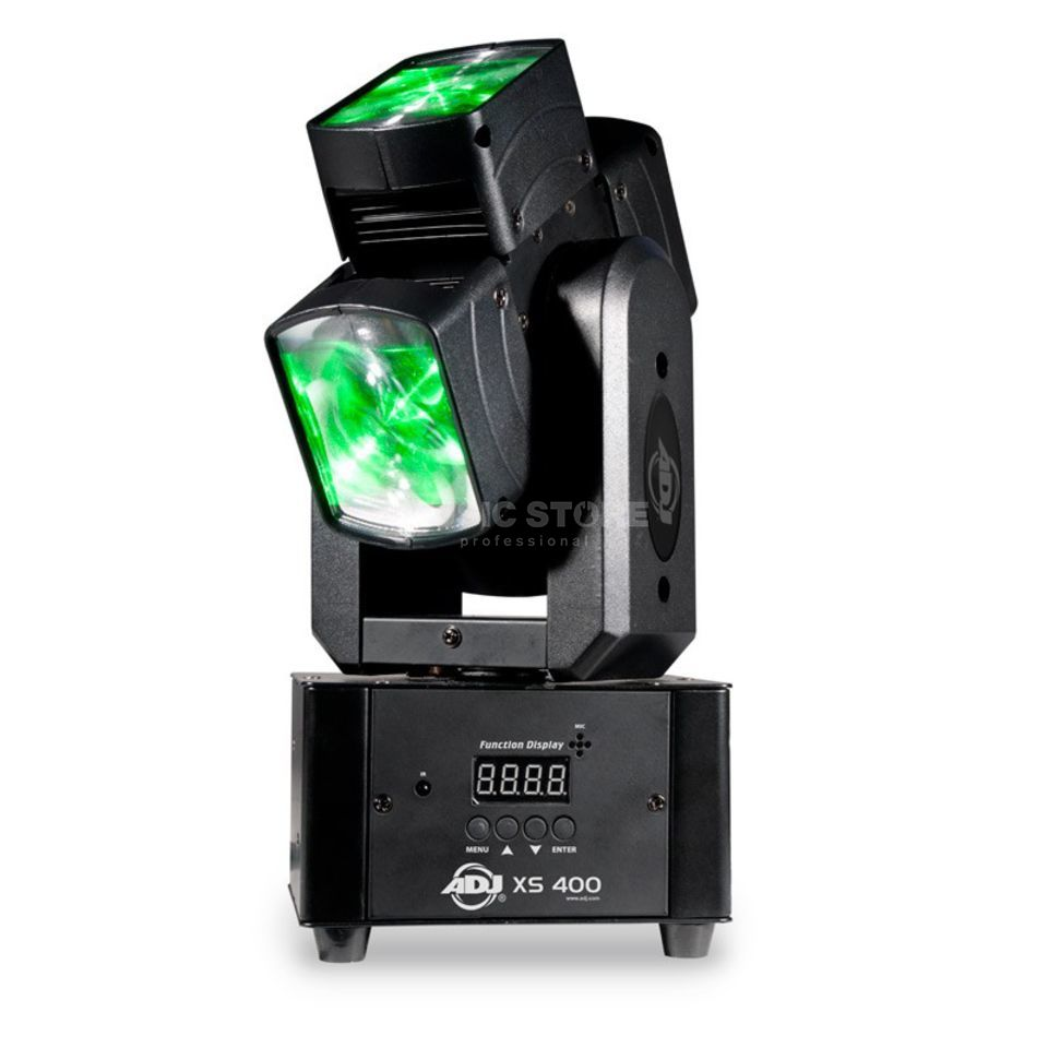 American DJ XS 400 Beam Moving Head 40W Endlos Pan / Tilt Produktbillede