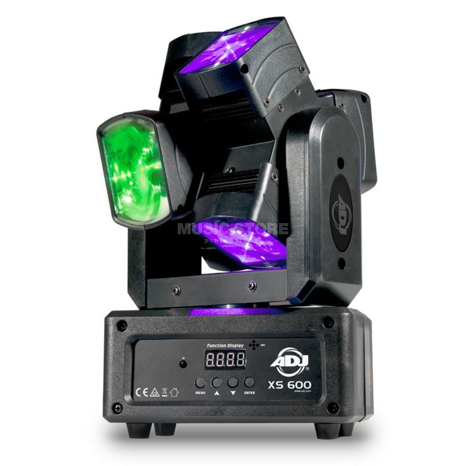 American DJ XS 600 Beam Moving Head 60W Endlos Pan / Tilt Produktbillede