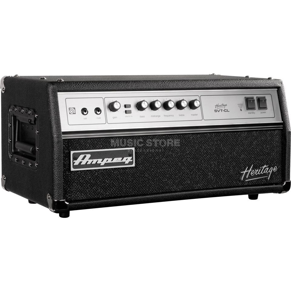 Ampeg Heritage SVT Classic Head  Productafbeelding