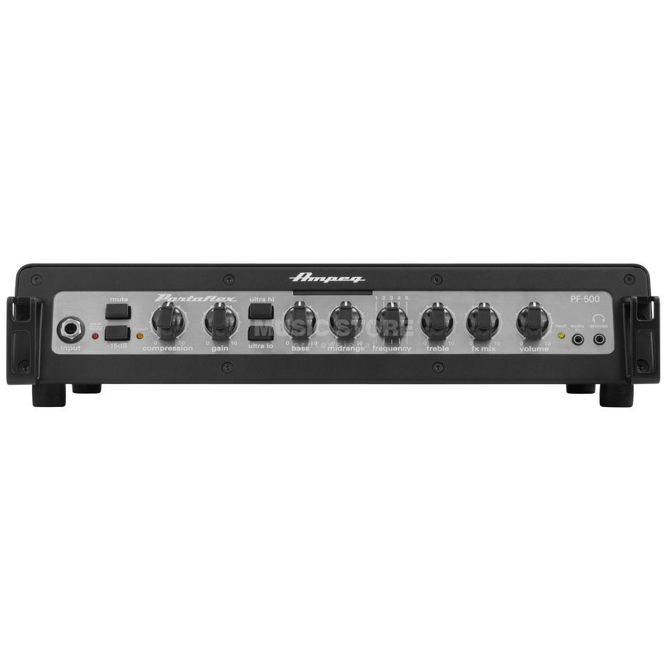 Ampeg PF-500 Bass Guitar Amp Head    Product Image
