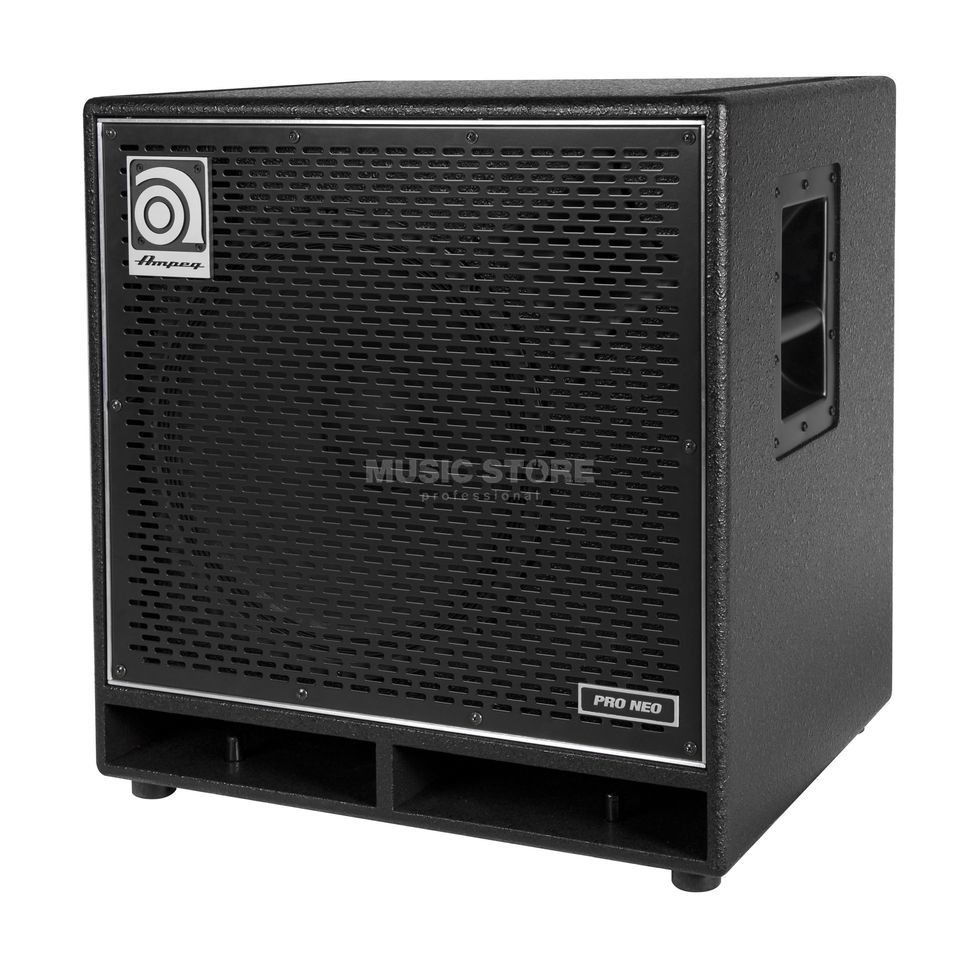 Ampeg Pro Neo PN-115HLF Cabinet  Productafbeelding