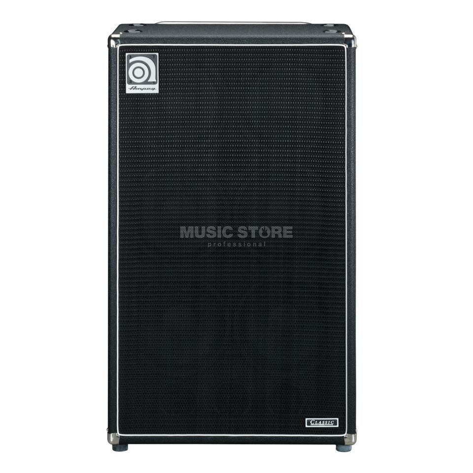 Ampeg SVT 610 HLF Cabinet  Productafbeelding