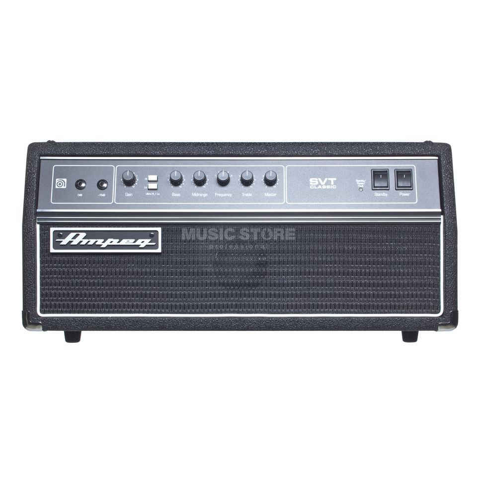 Ampeg SVTCL Bass Guitar Amp Head    Product Image