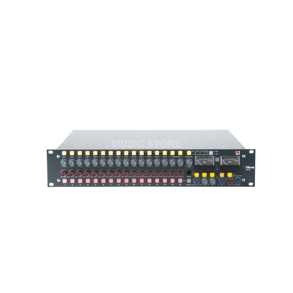 AMS Neve 8816 Summing Mixer 16-Channel Summing Mixer Produktbillede
