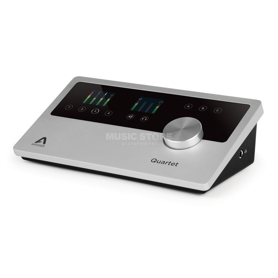 Apogee Quartet USB Audio Interface for Mac Produktbillede