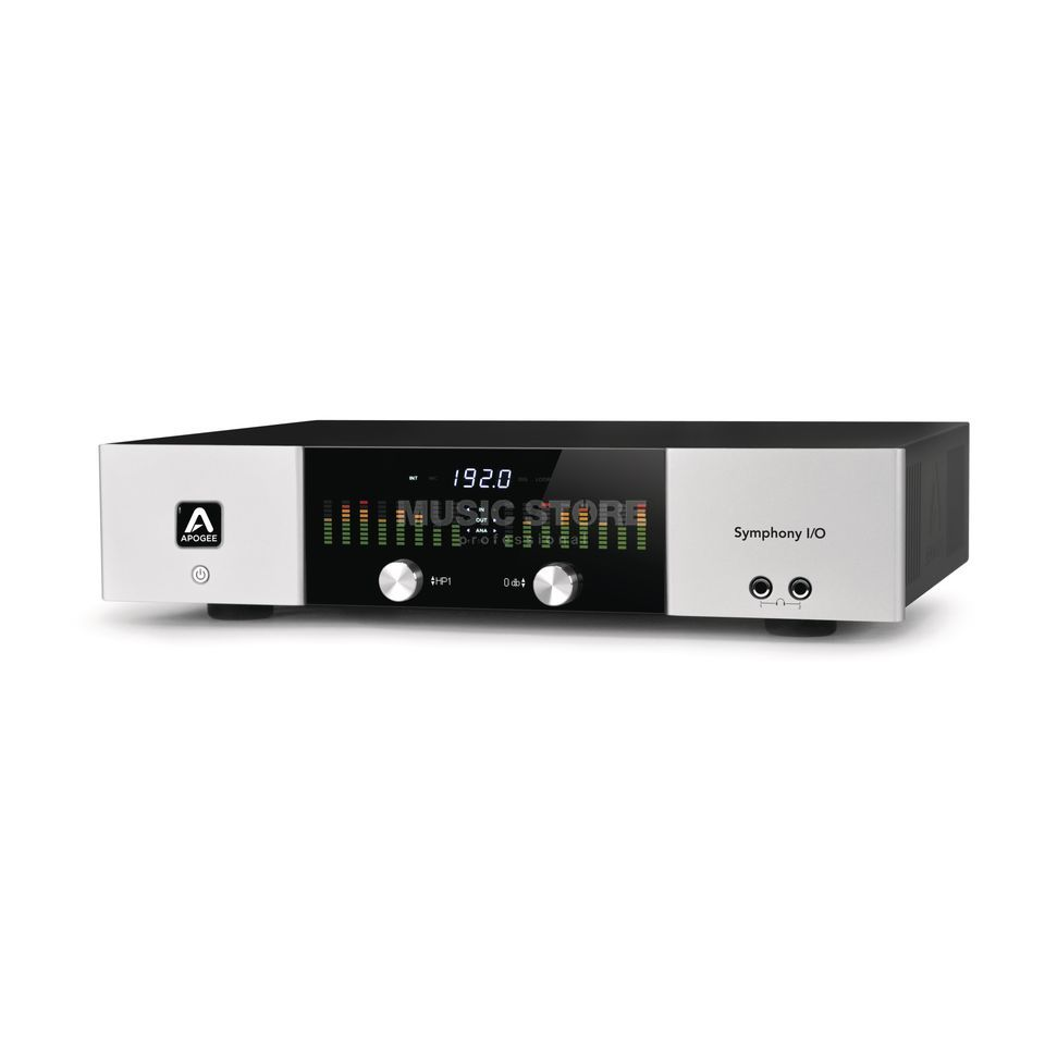 Apogee Symphony I/O System 2 in/6 out analog+2 Ch SPDIF Produktbild