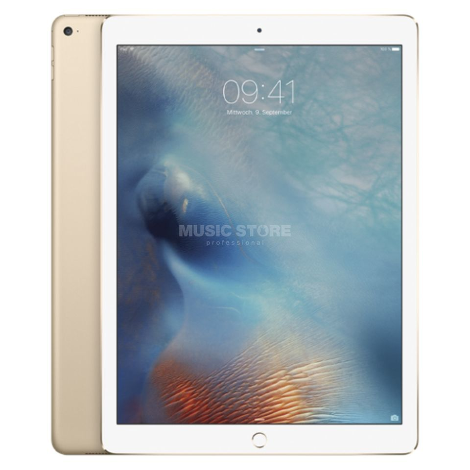 Apple iPad Pro Wi-Fi 32GB gold Produktbild