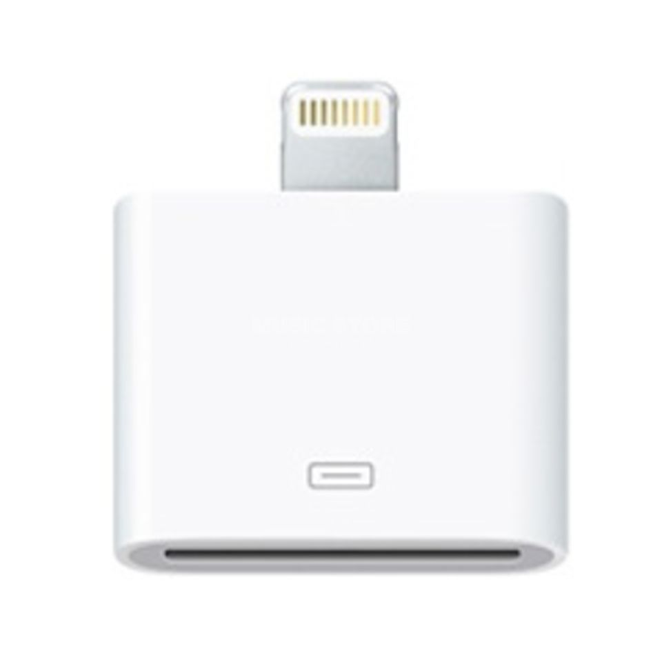 Apple Lightning auf 30-pin Adapter  Produktbild