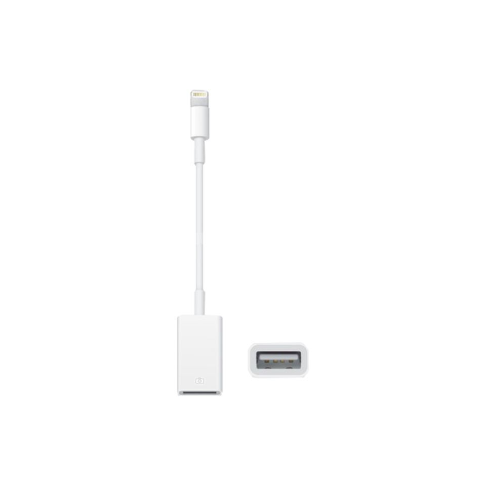 Apple Lightning auf USB Camera Adapter Produktbild