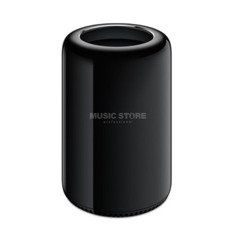Apple Mac Pro 2,7GHz 12-Core Xeon E5 64GB RAM,1TB PCIeFlash,2x D500 Produktbild