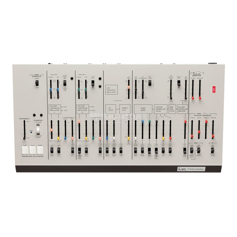ARP Odyssey Module Rev. 1 black/white Product Image