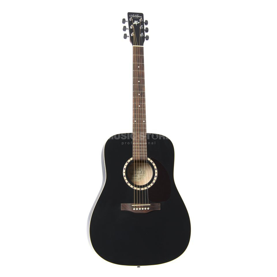 Art Lutherie Cedar Black Dreadnought Produktbild