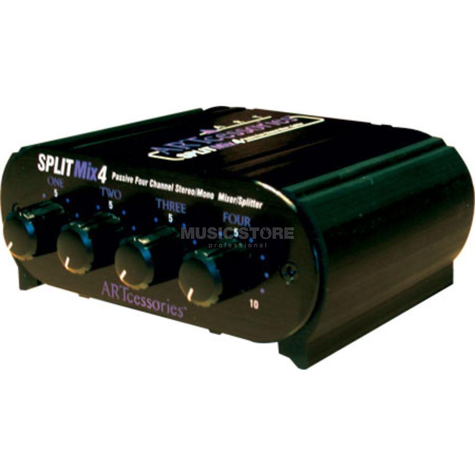 ART SPLITMix4 4 Ch Passive Splitter Mixer