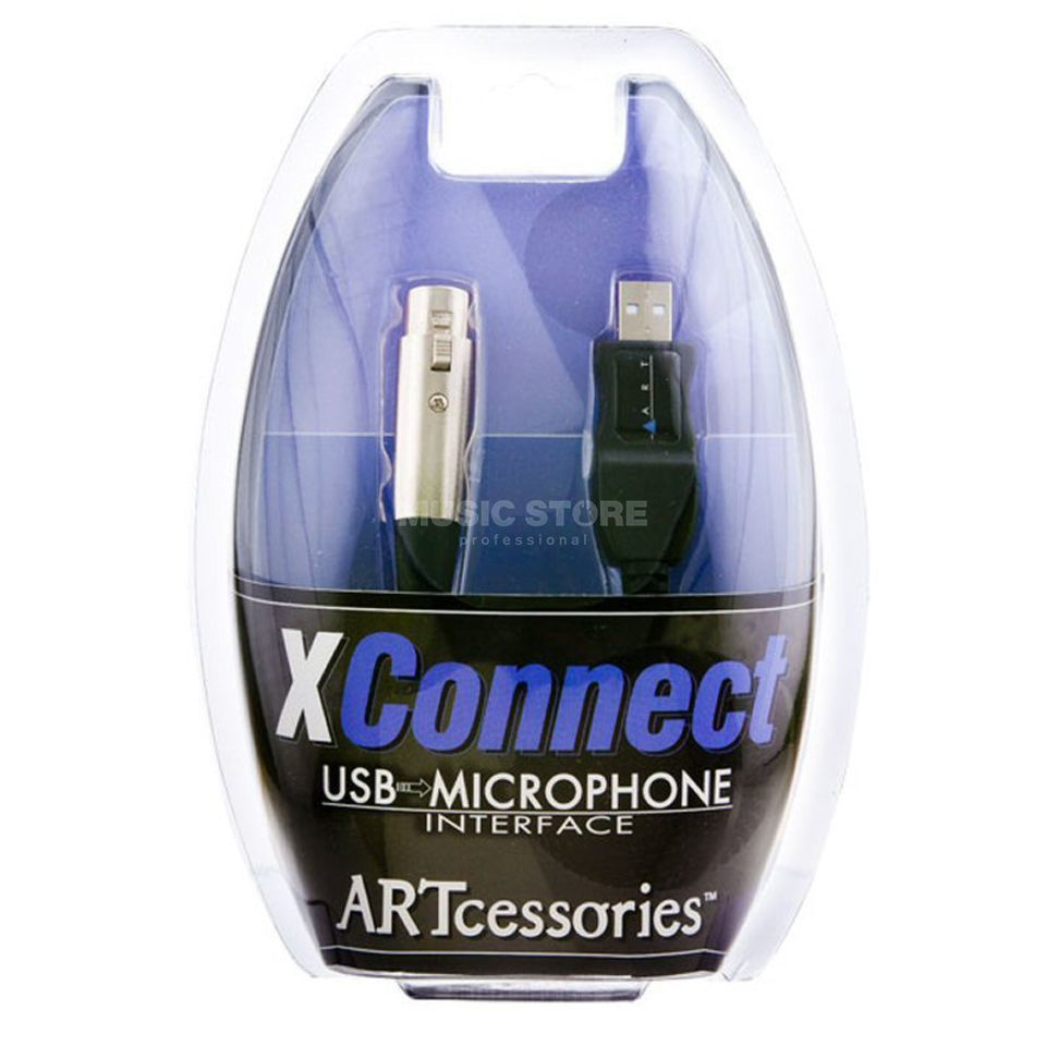 ART XConnect USB to Microphone Cable Product Image
