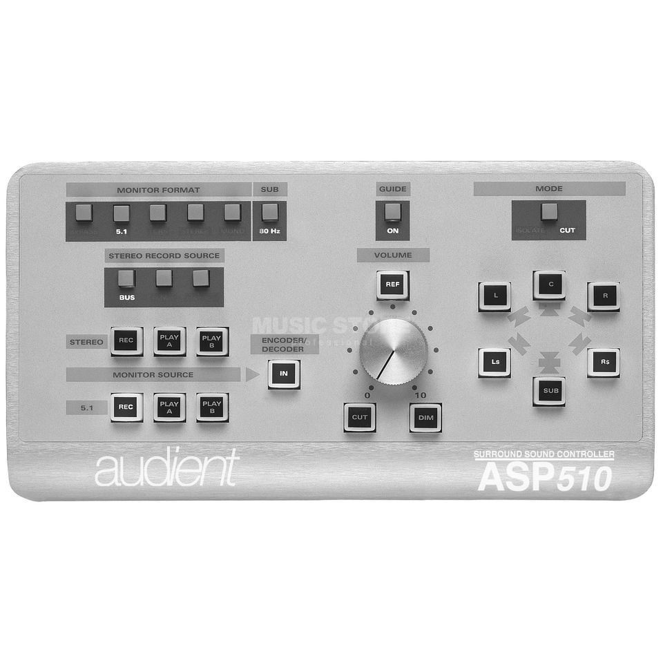 Audient ASP 510 Surround Sound Controler Produktbillede