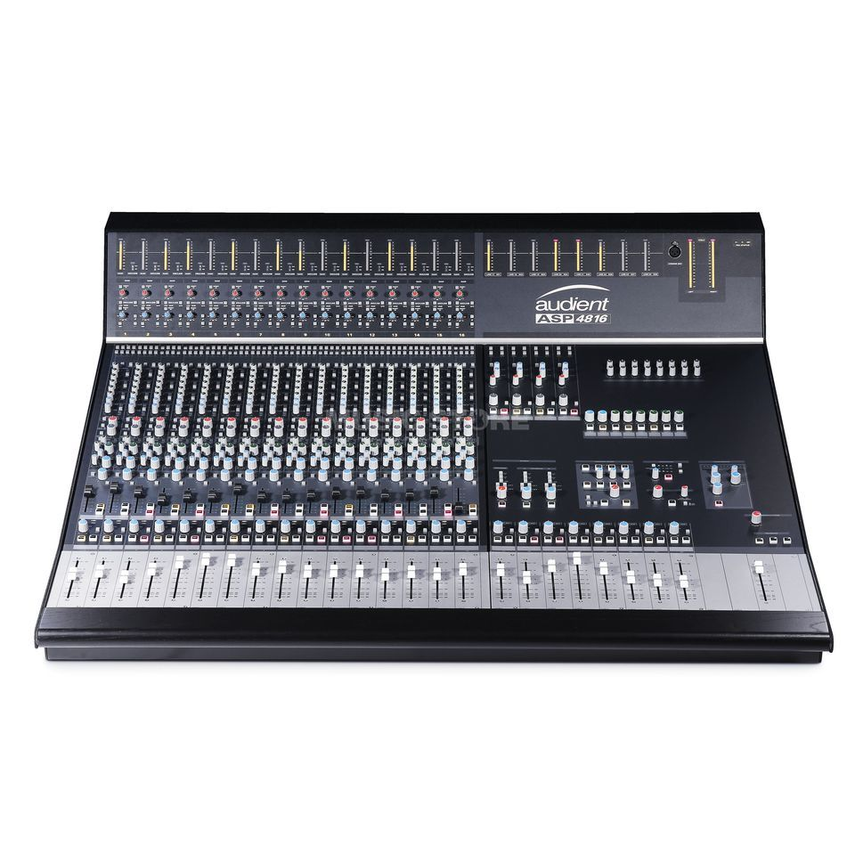 Audient asp4816 en ligne table de mixage 48 entr es buss - Table de mixage virtuel gratuit en francais ...