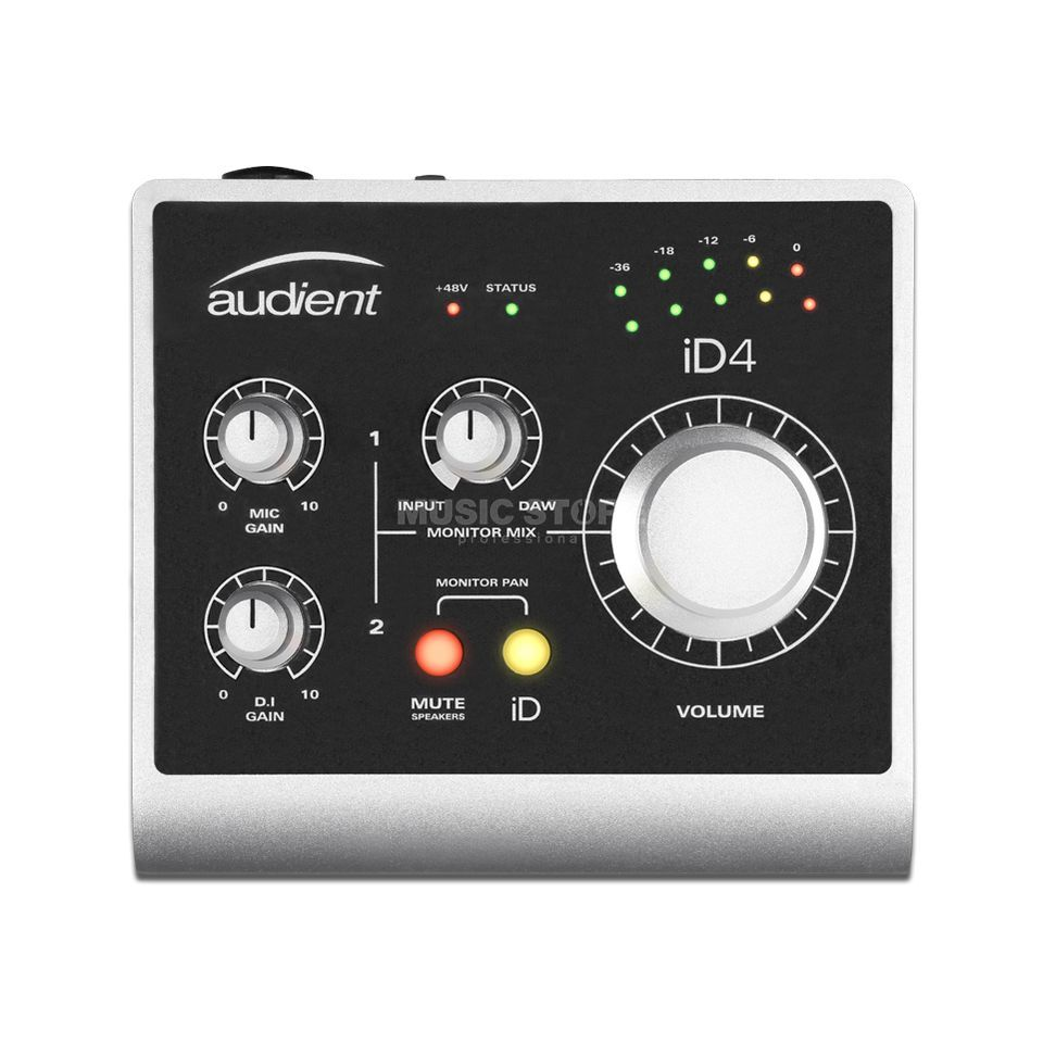Audient iD4 USB-Audiointerface Produktbillede