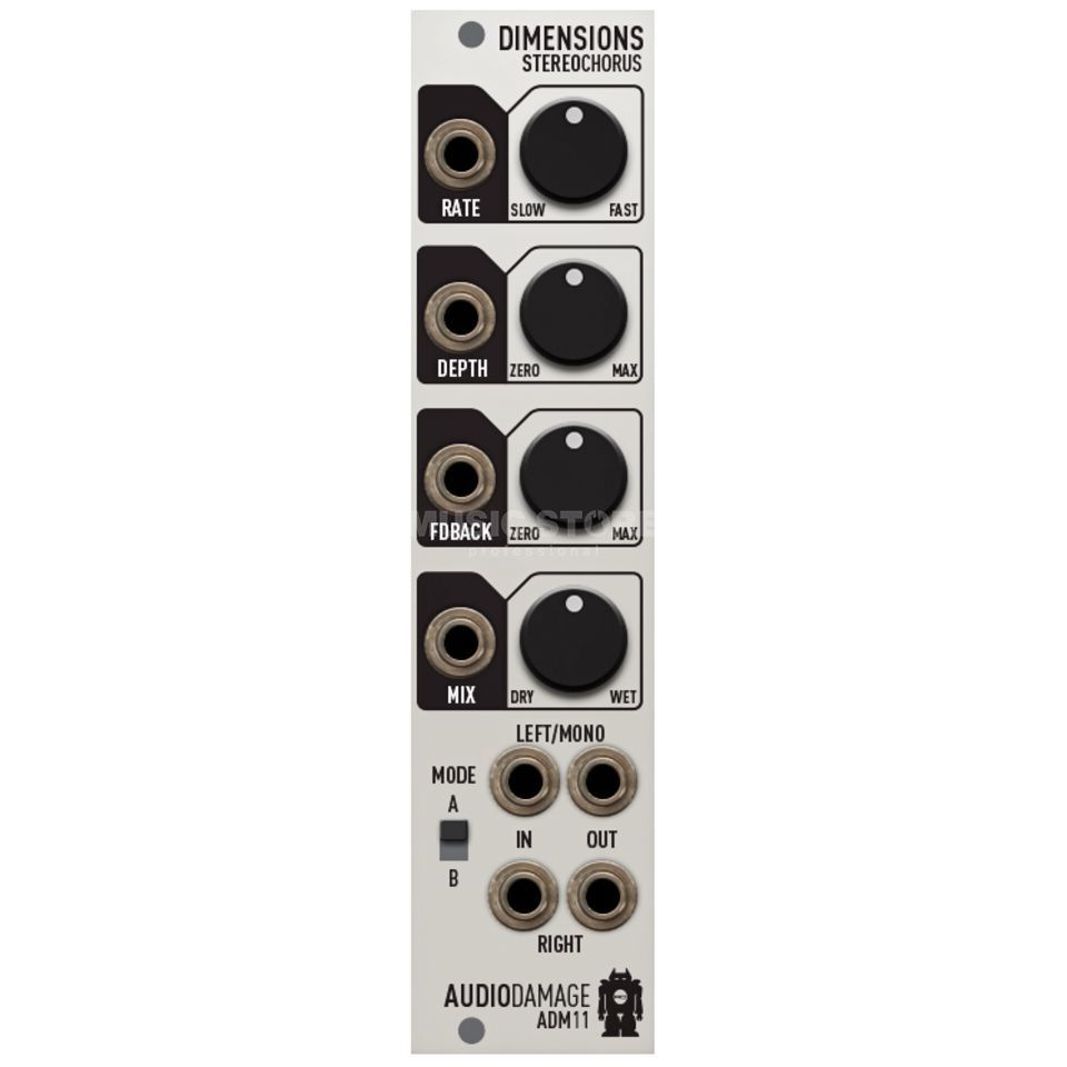Audio Damage ADM11 Dimensions Stereo Chorus Produktbillede