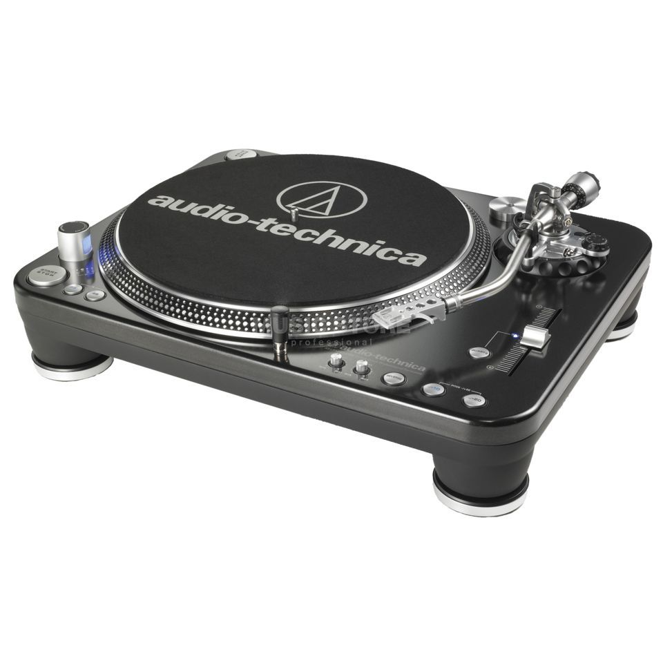 Audio-Technica AT-LP1240USB Turntable, Direct drive, USB Productafbeelding