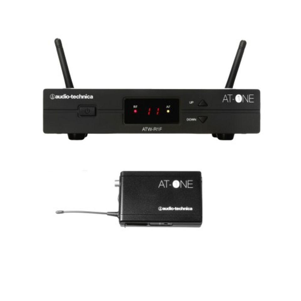 Audio-Technica AT-One Taschensender ATW-11F 824 - 831 MHz, 863-865 MHz Product Image