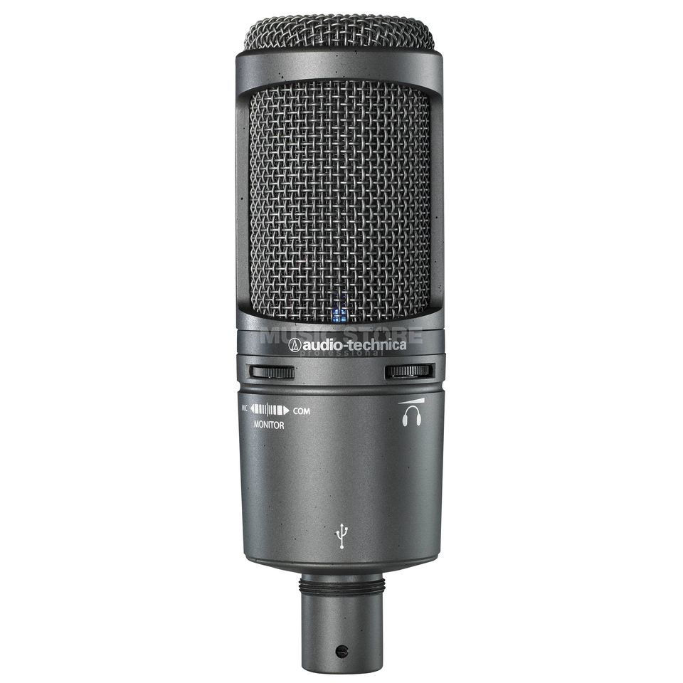 Audio-Technica AT2020USB+ USB Condenser Microphone Produktbillede