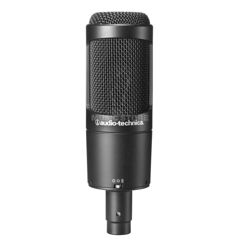 Audio-Technica AT2050 Multi-pattern Mic  Produktbillede