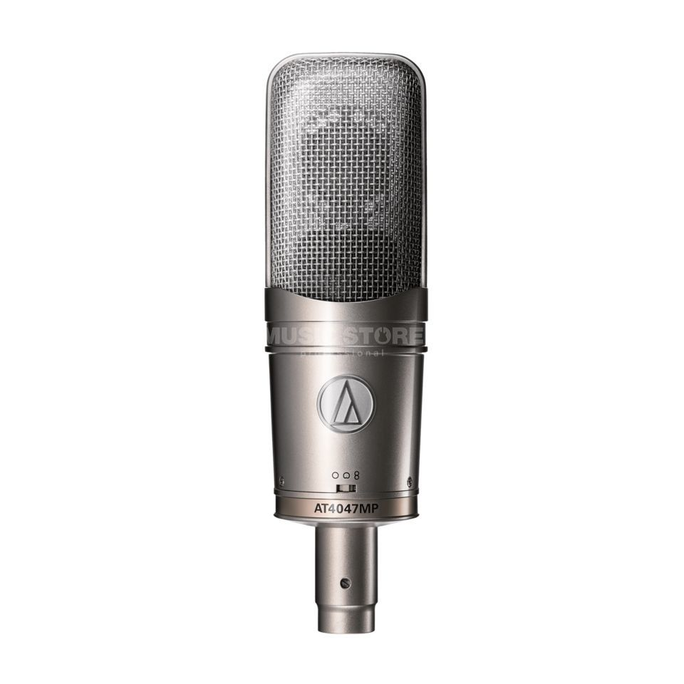 Audio-Technica AT4047MP Multi-Pattern Condenser Microphone Produktbillede