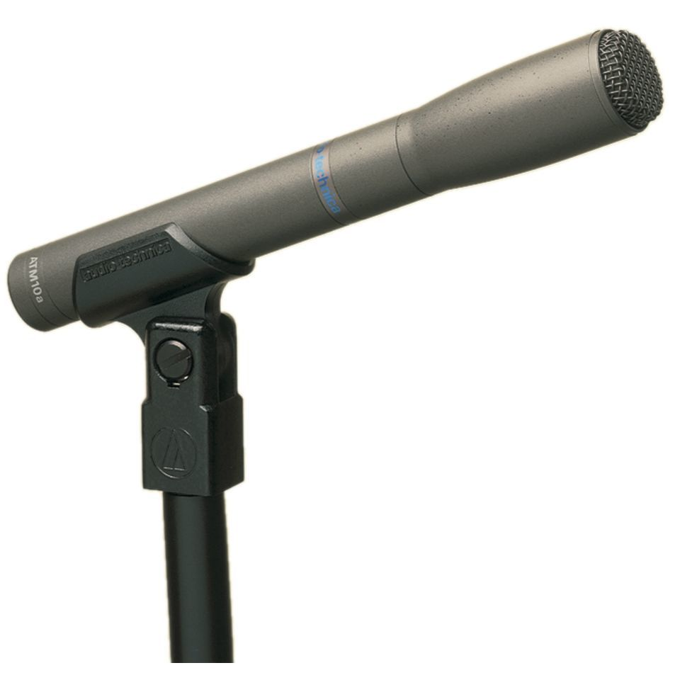 Audio-Technica AT8010 Omnidirectional Condenser Microphone Produktbillede