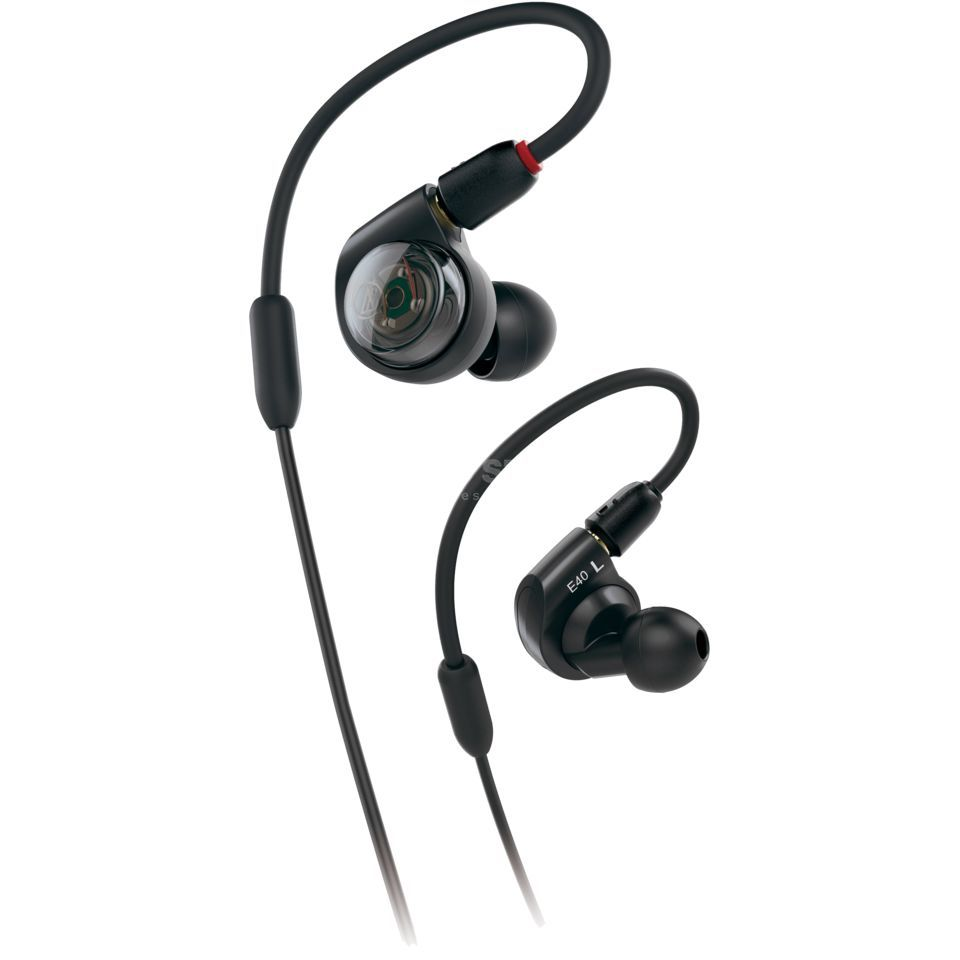 Audio-Technica ATH-E40 In-ear Headphones Produktbild