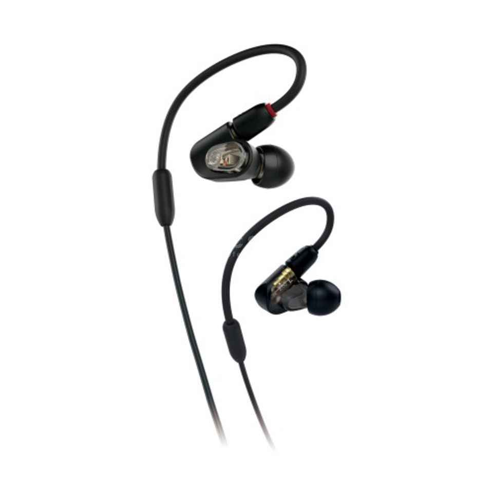 Audio-Technica ATH-E50 In-ear Headphones Produktbild