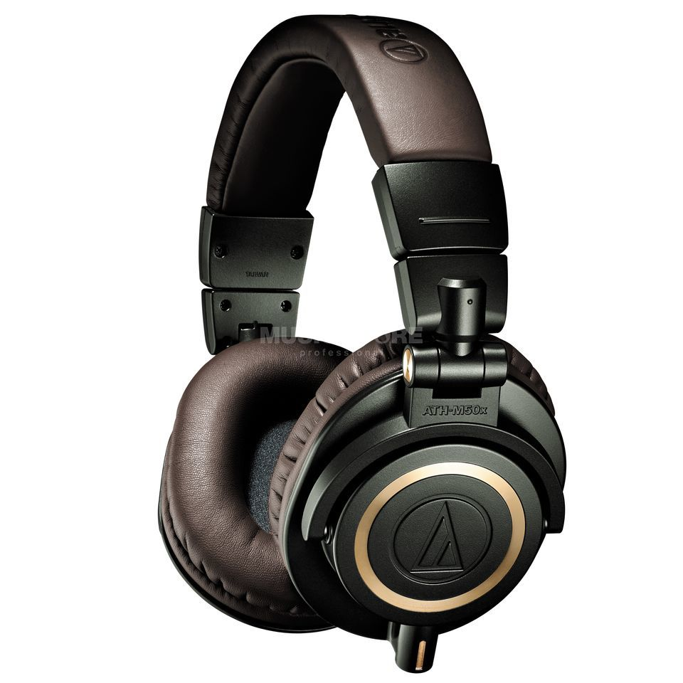 Audio-Technica ATH-M50x - DG dark green Studio Headphones, closed Produktbillede