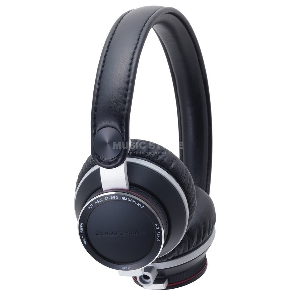 Audio-Technica ATH-RE700BK  Product Image