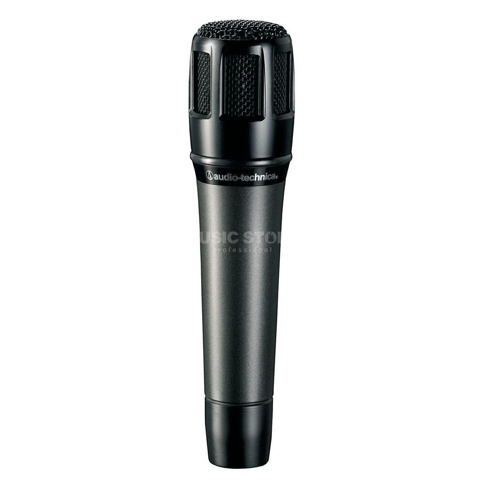 Audio-Technica ATM650 Hypercardioid Dynamic Instrument Microphone Produktbillede