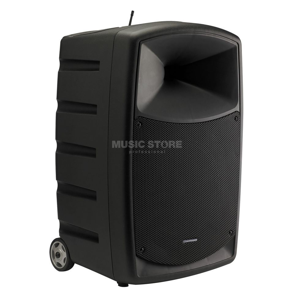 Audiophony CR120A-U1 Mobile PA-System Product Image