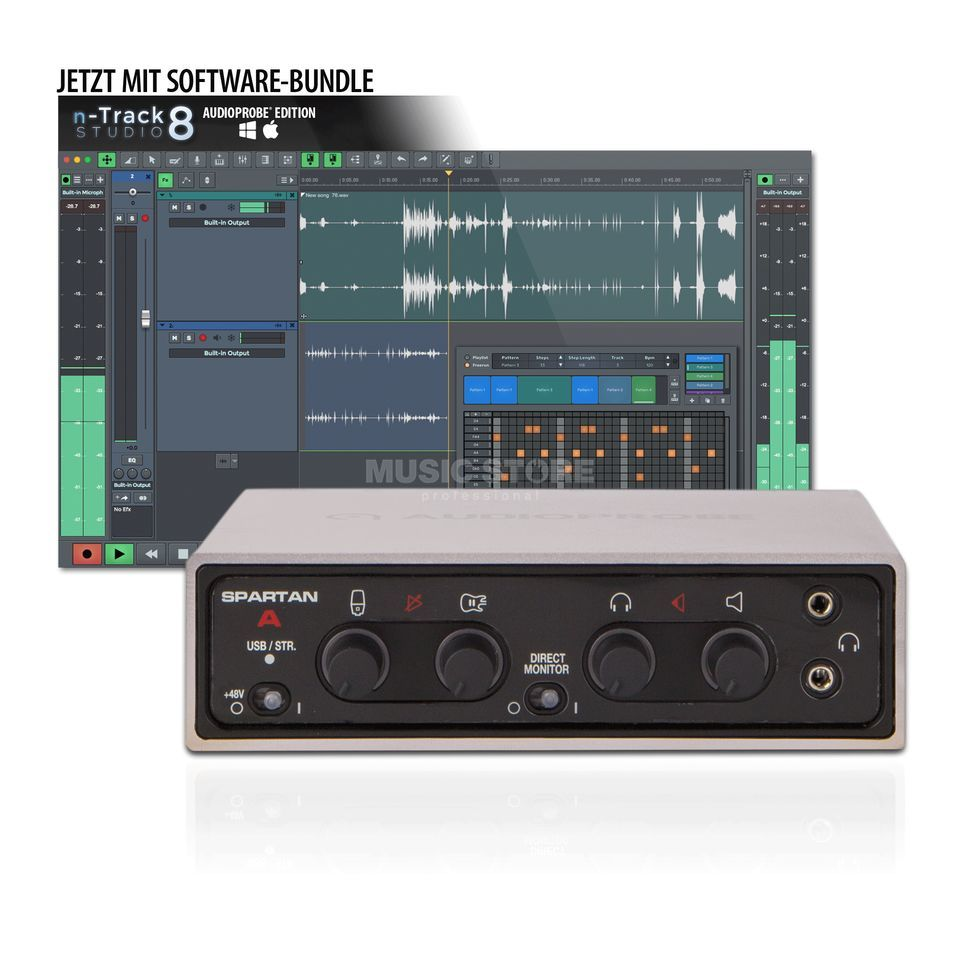 Audioprobe Spartan A Grey  Product Image