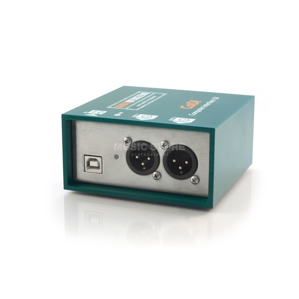 Audiowerk CoDI USB Audio Interface Produktbild