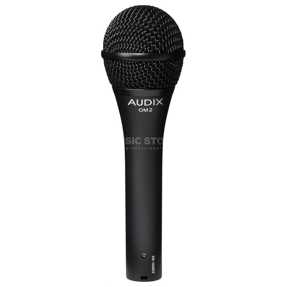 Audix OM-2 Stage Microphone Condenser Mini Micro Produktbillede