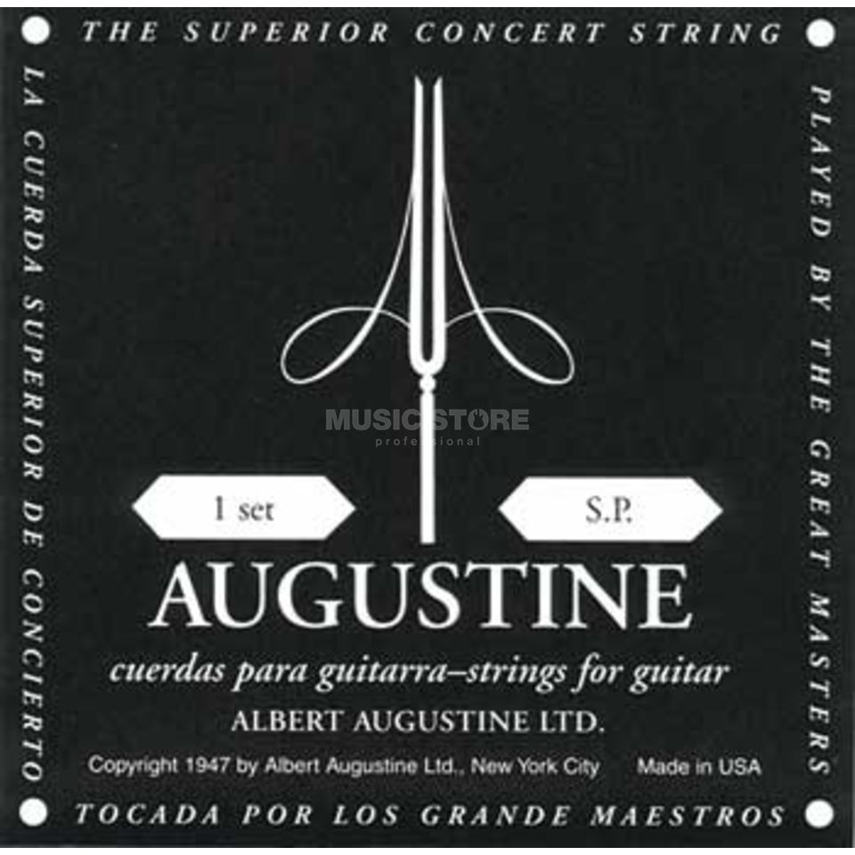 Augustine Classic Black Low Tension Produktbild