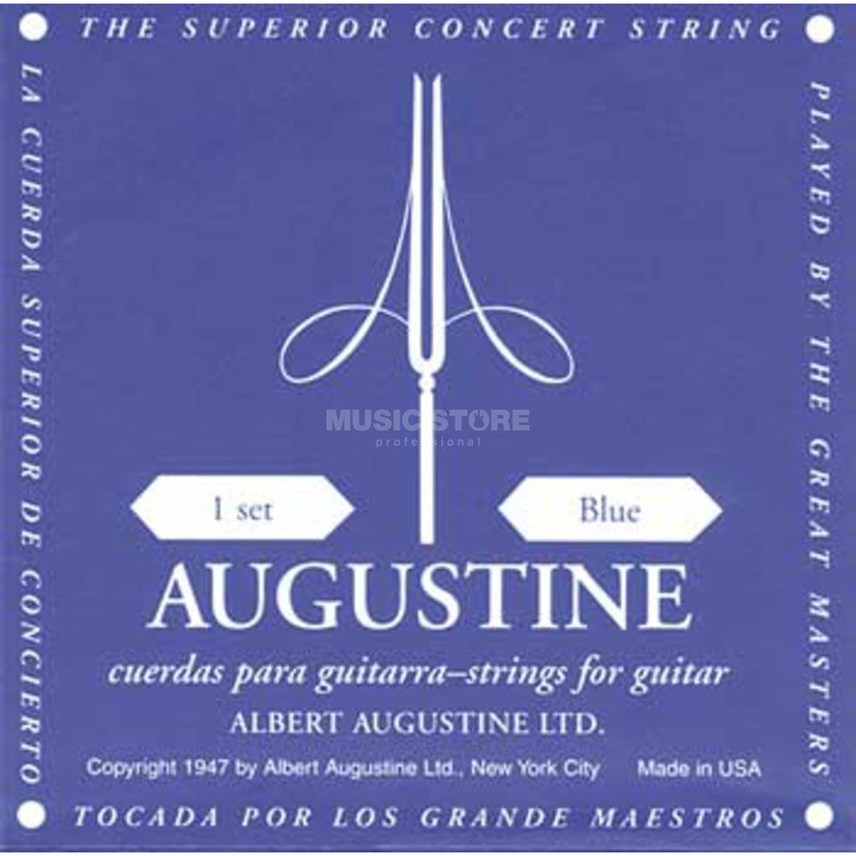 Augustine Classic Blue High Tension Produktbild